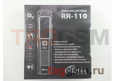 Диктофон 4GB Ritmix RR-110