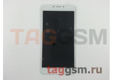 Дисплей для Meizu M5 Note + тачскрин (белый)