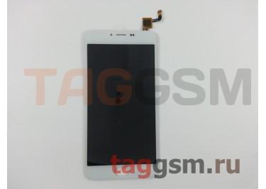 Дисплей для Meizu M5 + тачскрин (белый)