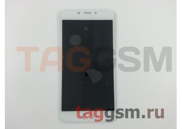 Дисплей для Meizu M3E (A680H) + тачскрин (белый)