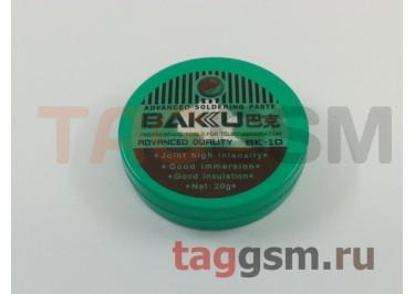 Флюс-паста Baku BK-10 (20g)