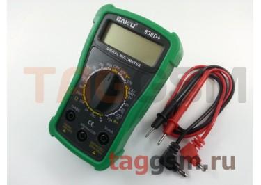 Мультиметр BAKU BK-830D+