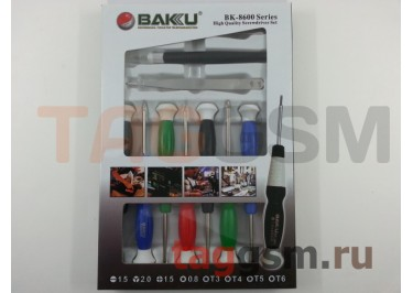 Набор отверток Baku BK8600-B
