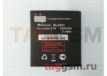 АКБ для FLY IQ450 Horizon (BL4251) Partner