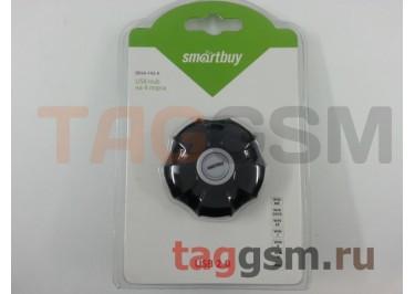 USB HUB Smartbuy UFO 4 порта Black (SBHA-143-K)