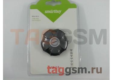 USB HUB Smartbuy UFO 4 порта Grey (SBHA-143-G)