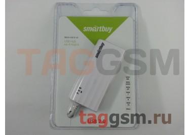 USB HUB Smartbuy 4 порта White (SBHA-6810-W)