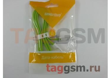 USB для iPhone 7 / iPhone 6 / iPhone 5 (8pin) магнитный (1,2м) зеленый, Smartbuy