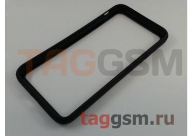 Бампер для iPhone X (черный) Baseus