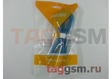 USB для iPhone 7 / iPhone 6 / iPhone 5 (8pin) магнитный (1,2м) голубой, Smartbuy