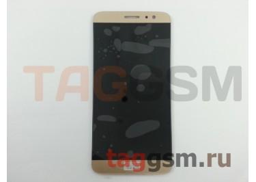 Дисплей для Huawei Nova Plus + тачскрин (золото)