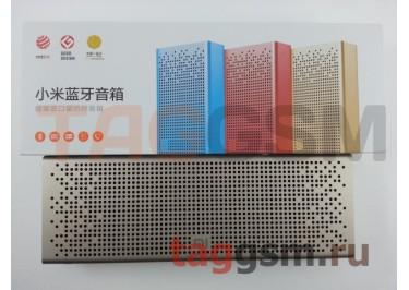 Колонка Xiaomi Mi Bluetooth Speaker (MDZ-26-DA) (gold)