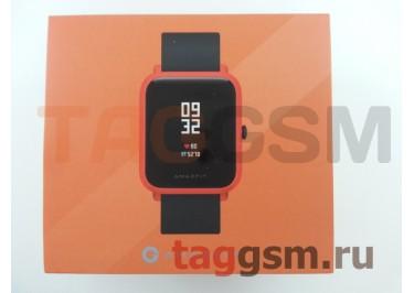 Смарт-часы Xiaomi Amazfit Bip Lite (A1608) (оранжевый)