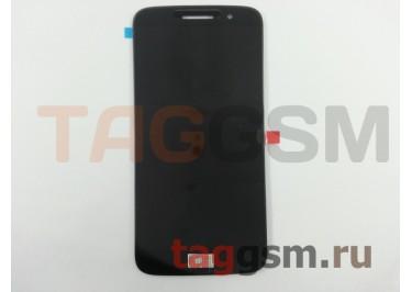 Дисплей для Motorola Moto M + тачскрин (черный)