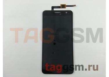 Дисплей для ZTE Blade V7 + тачскрин (черный)