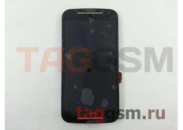 Дисплей для Motorola Moto G (Gen.2) + тачскрин + рамка (черный)