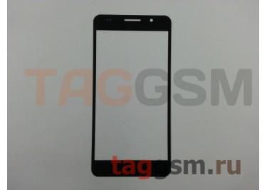 Стекло для Huawei Honor 6 (черный)