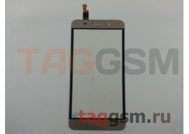 Тачскрин для Huawei Honor 4X (золото)