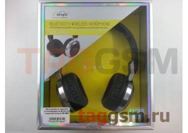 Беспроводные наушники (полноразмерные Bluetooth) (черный) Koniycoj KB-3800
