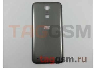 Задняя крышка для LG M250 K10 (2017) (серебро), ориг