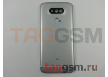 Задняя крышка для LG H845 G5 SE (серебро), ориг
