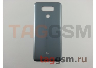 Задняя крышка для LG H870DS G6 (серебро), ориг