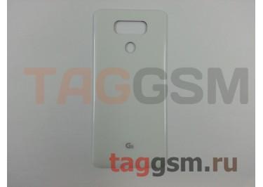 Задняя крышка для LG H870DS G6 (белый), ориг