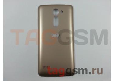 Задняя крышка для LG X190 Ray (золото), ориг
