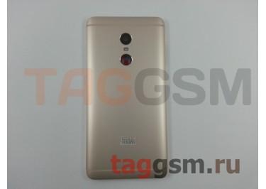 Задняя крышка для Xiaomi Redmi Note 4 (золото), ориг