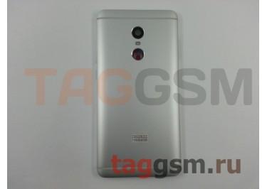 Задняя крышка для Xiaomi Redmi Note 4 (серебро), ориг