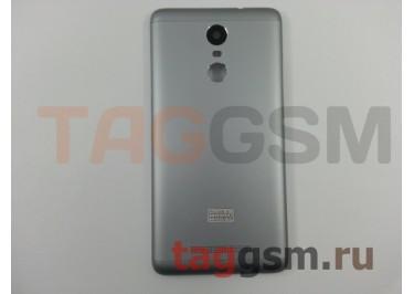 Задняя крышка для Xiaomi Redmi Note 3 (серый), ориг