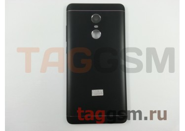 Задняя крышка для Xiaomi Redmi Note 4X (черный), ориг