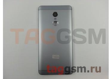 Задняя крышка для Xiaomi Redmi Note 4X (серый), ориг