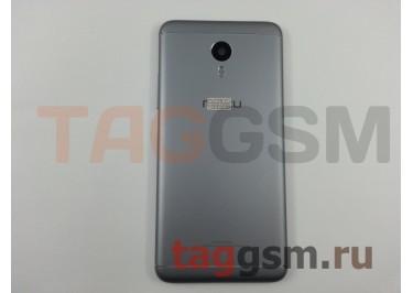 Задняя крышка для Meizu M3 Note (серый), ориг