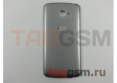 Задняя крышка для LG X220DS K5 (серебро), ориг