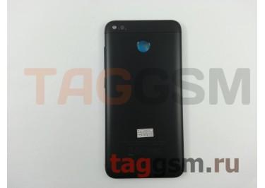 Задняя крышка для Xiaomi Redmi 4X (черный), ориг