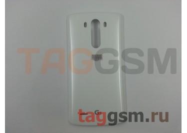 Задняя крышка для LG D850 / D851 / D855 / D856 G3 (белый), ориг