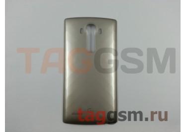 Задняя крышка для LG H815 / H818 G4 (золото), ориг