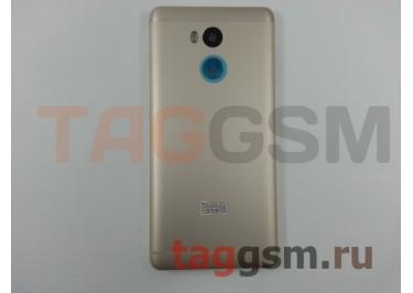 Задняя крышка для Xiaomi Redmi 4 Prime / Pro (золото), ориг