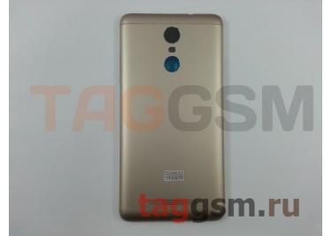 Задняя крышка для Xiaomi Redmi Note 3 Pro (золото), ориг
