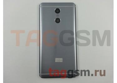 Задняя крышка для Xiaomi Redmi Pro (серый), ориг