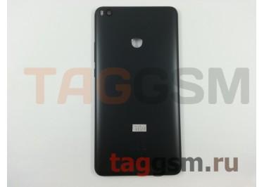 Задняя крышка для Xiaomi Mi Max 2 (черный), ориг