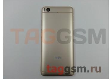 Задняя крышка для Xiaomi Mi5s (золото). ориг