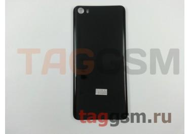 Задняя крышка для Xiaomi Mi5 (черный)