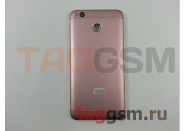 Задняя крышка для Xiaomi Redmi 4X (розовый), ориг