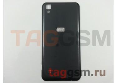 Задняя крышка для LG K200DS X Style (черный), ориг
