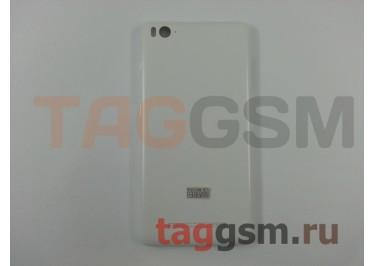 Задняя крышка для Xiaomi Mi4с (белый)