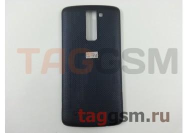 Задняя крышка для LG K350E K8 LTE (синий), ориг
