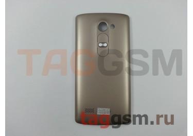 Задняя крышка для LG H324 Leon (золото), ориг