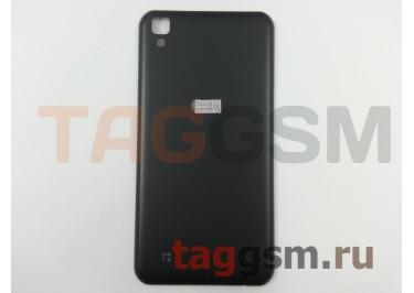Задняя крышка для LG K220DS X Power (черный), ориг